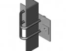 Анкерные узлы крепления УН(2) для монтажа ОКСН и ОКГТ