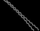 Натяжные спиральные зажимы НСО 50 НСО 75 для монтажа ОКСН c длиной пролета до 10