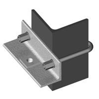 Анкерные узлы крепления УН(1) для монтажа ОКСН и ОКГТ