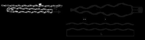Натяжные зажимы НСО-А1-П-Дк-10-17 (Рмах/Рз) для монтажа ОКСН  до 150 м.