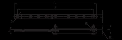 Звенья промежуточные регулируемые ПРР